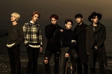 BEAST Releases Their New Album Jacket Image