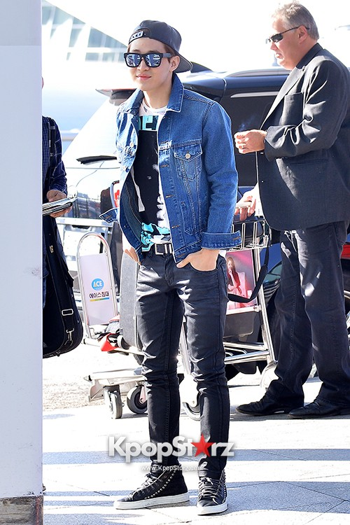Henry at ICN Departing to Taiwan for Samsung Charity Concert key=>4 count27