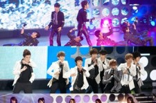 Super Junior, KARA, SNSD, TVXQ