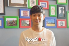 Eric Nam Attends Interview Session For F.Y.I On Stage With Eric Nam in Malaysia - Oct 12, 2014 [PHOTOS]