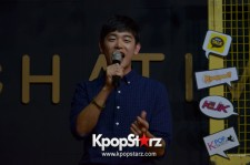 Eric Nam at F.Y.I On Stage With Eric Nam in Malaysia - Oct 12, 2014 [PHOTOS]