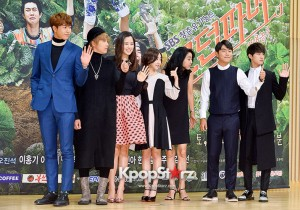 Press Conference for SBS Drama 'Modern Farmer'