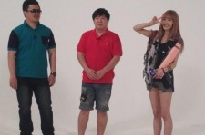 G.NA Tell Off a Rookie Group