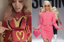 miss A Jia Moschino Bag