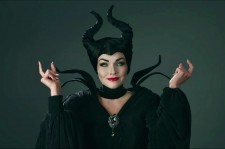 Halloween Look: Maleficent Makeup Tutorial