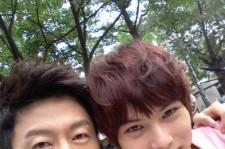 CNBlue Lee JongHyun and Kim Soo Ro