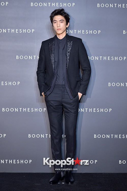 Sung Joon, Yoo Ah In, Yoo Ji Tae and Yoon Han Attend BoonTheShop's Openin Event key=>2 count34