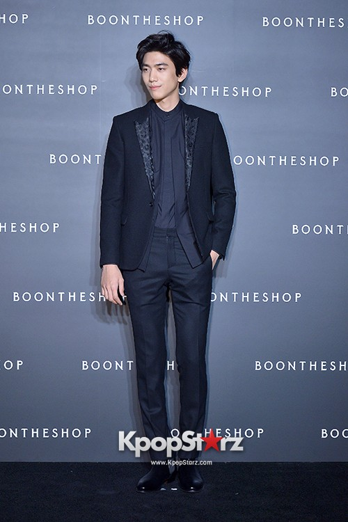 Sung Joon, Yoo Ah In, Yoo Ji Tae and Yoon Han Attend BoonTheShop's Openin Event key=>6 count34