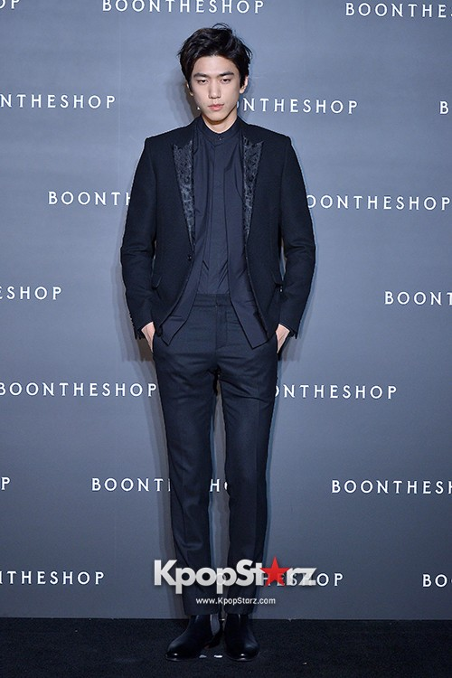 Sung Joon, Yoo Ah In, Yoo Ji Tae and Yoon Han Attend BoonTheShop's Openin Event key=>7 count34