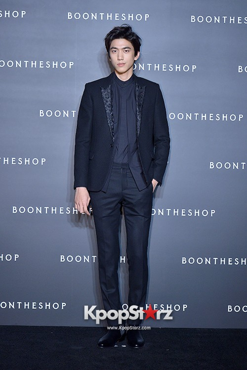 Sung Joon, Yoo Ah In, Yoo Ji Tae and Yoon Han Attend BoonTheShop's Openin Event key=>8 count34