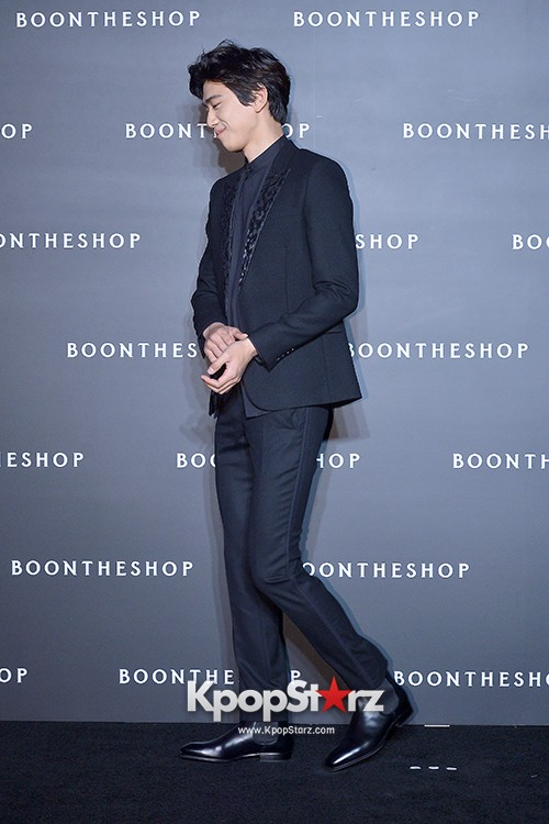 Sung Joon, Yoo Ah In, Yoo Ji Tae and Yoon Han Attend BoonTheShop's Openin Event key=>10 count34