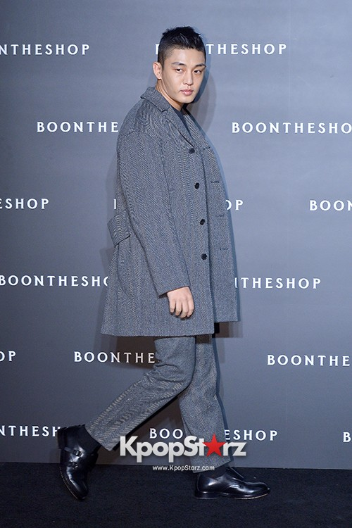 Sung Joon, Yoo Ah In, Yoo Ji Tae and Yoon Han Attend BoonTheShop's Openin Event key=>11 count34