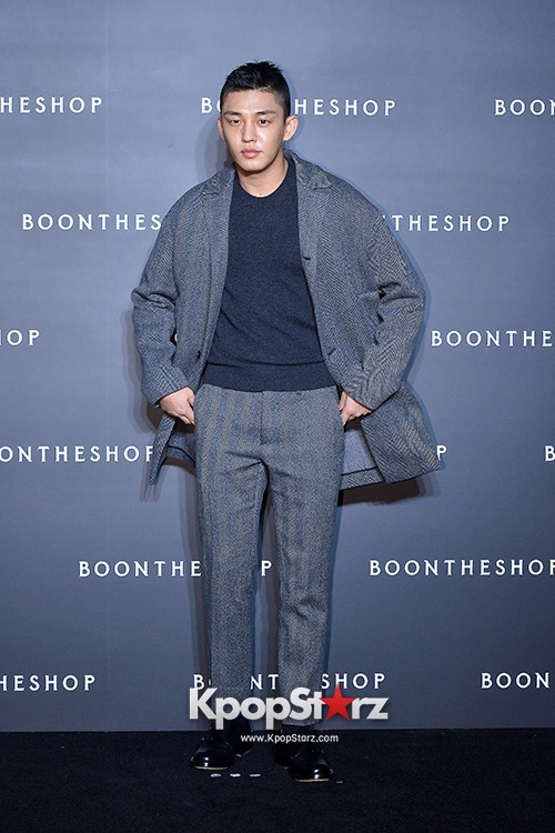 Sung Joon, Yoo Ah In, Yoo Ji Tae and Yoon Han Attend BoonTheShop's Openin Event key=>13 count34