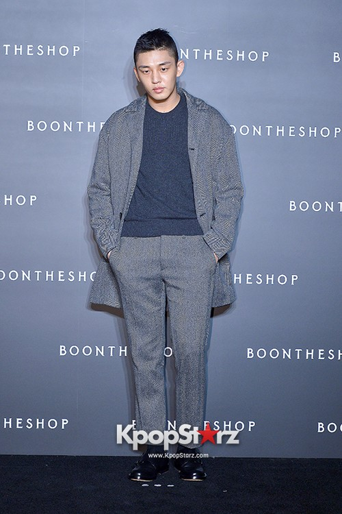 Sung Joon, Yoo Ah In, Yoo Ji Tae and Yoon Han Attend BoonTheShop's Openin Event key=>15 count34