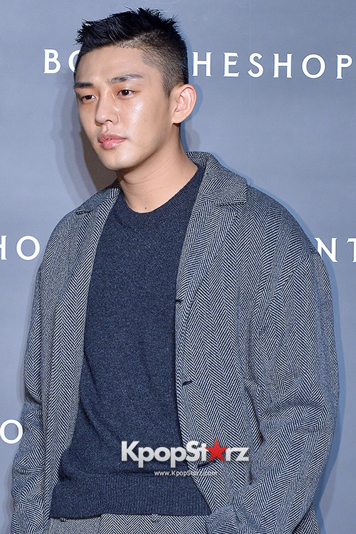 Sung Joon, Yoo Ah In, Yoo Ji Tae and Yoon Han Attend BoonTheShop's Openin Event key=>16 count34