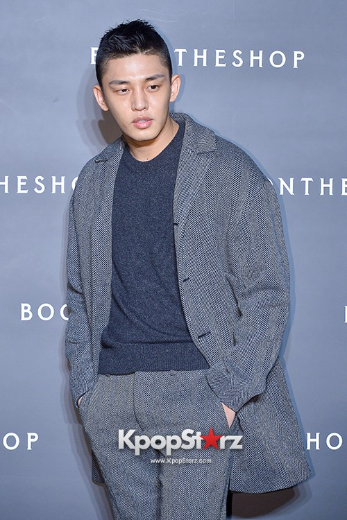 Sung Joon, Yoo Ah In, Yoo Ji Tae and Yoon Han Attend BoonTheShop's Openin Event key=>17 count34