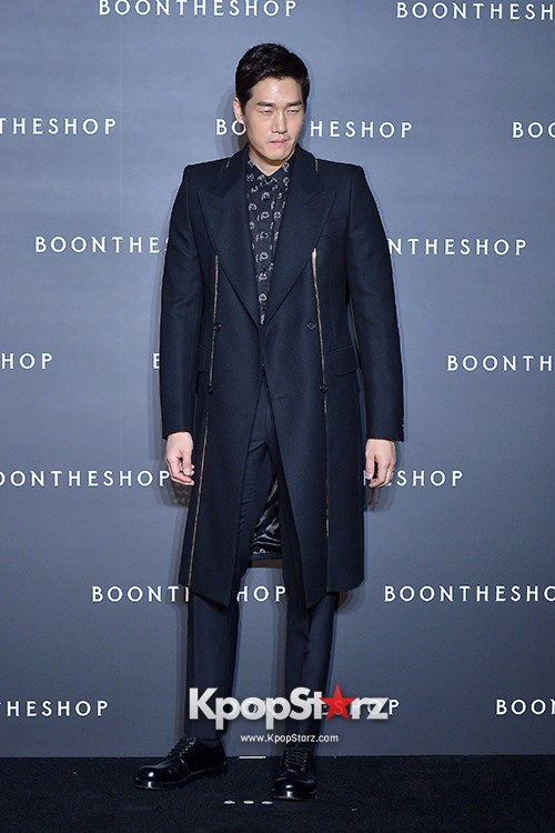 Sung Joon, Yoo Ah In, Yoo Ji Tae and Yoon Han Attend BoonTheShop's Openin Event key=>21 count34