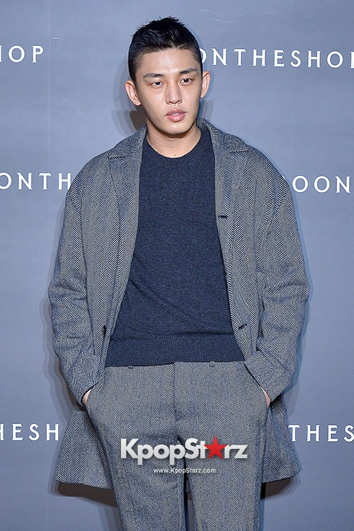 Sung Joon, Yoo Ah In, Yoo Ji Tae and Yoon Han Attend BoonTheShop's Openin Event key=>20 count34