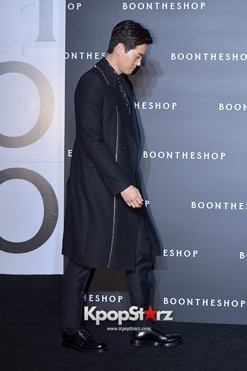 Sung Joon, Yoo Ah In, Yoo Ji Tae and Yoon Han Attend BoonTheShop's Openin Event key=>22 count34
