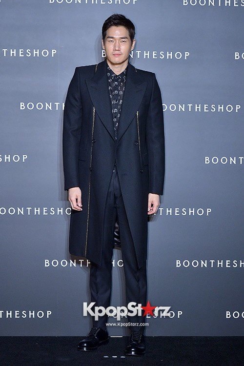 Sung Joon, Yoo Ah In, Yoo Ji Tae and Yoon Han Attend BoonTheShop's Openin Event key=>23 count34