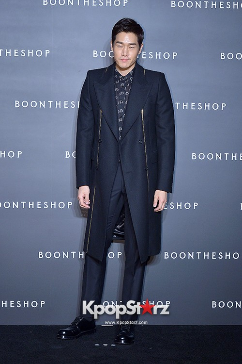 Sung Joon, Yoo Ah In, Yoo Ji Tae and Yoon Han Attend BoonTheShop's Openin Event key=>27 count34