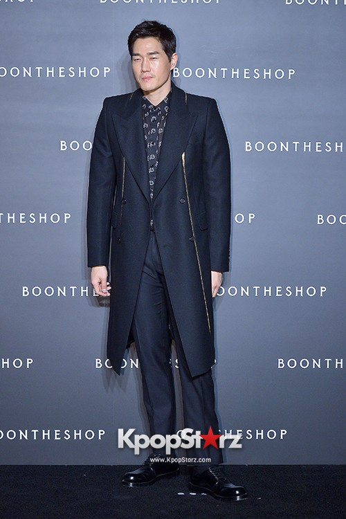 Sung Joon, Yoo Ah In, Yoo Ji Tae and Yoon Han Attend BoonTheShop's Openin Event key=>26 count34