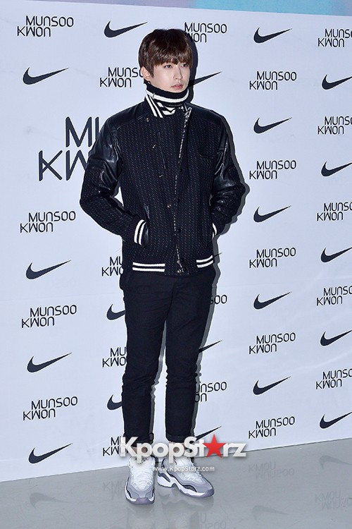 Block B's Jaehyo at 2015 SS Seould Fashion Week, Munsoo Kwon key=>1 count7