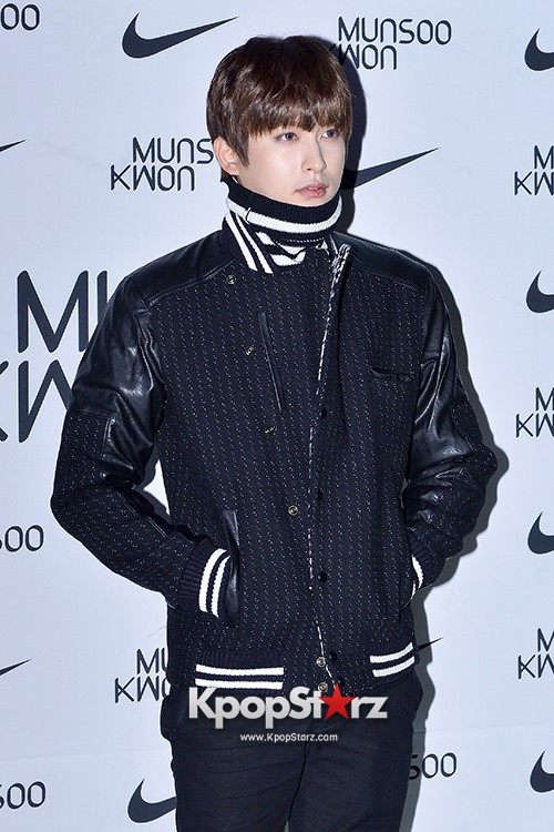 Block B's Jaehyo at 2015 SS Seould Fashion Week, Munsoo Kwon key=>2 count7