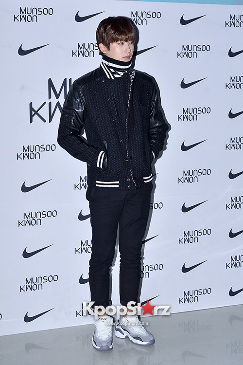 Block B's Jaehyo at 2015 SS Seould Fashion Week, Munsoo Kwon key=>3 count7