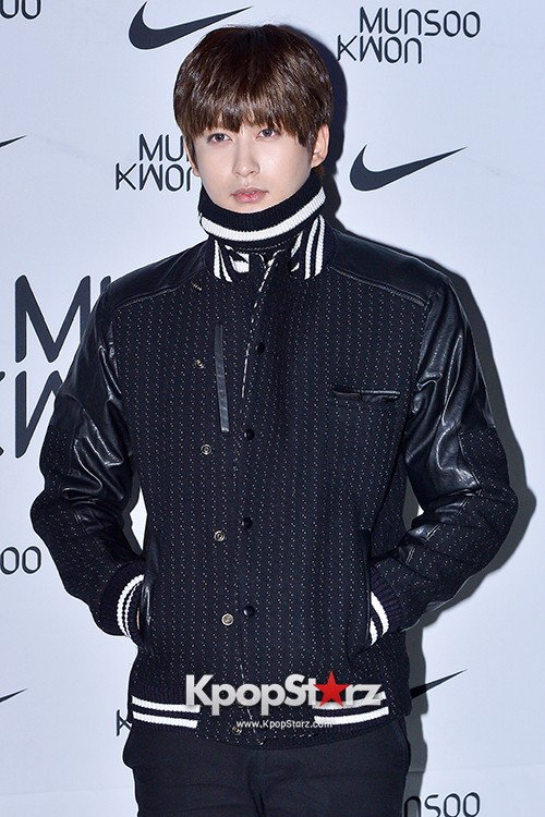 Block B's Jaehyo at 2015 SS Seould Fashion Week, Munsoo Kwon key=>0 count7