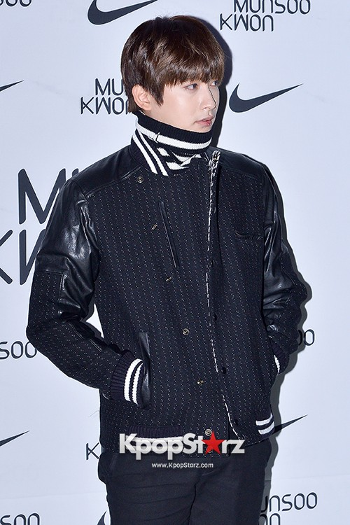 Block B's Jaehyo at 2015 SS Seould Fashion Week, Munsoo Kwon key=>4 count7