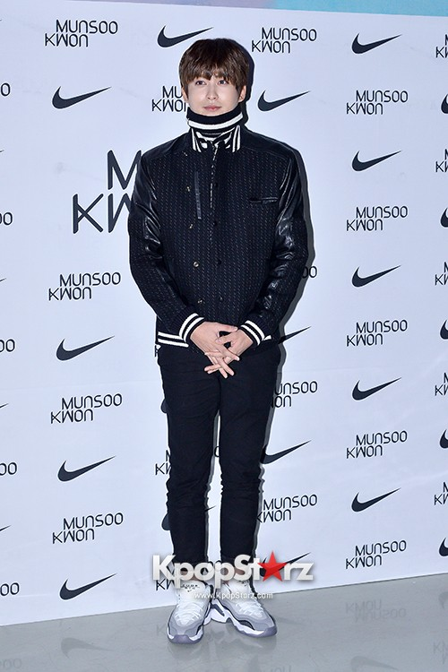 Block B's Jaehyo at 2015 SS Seould Fashion Week, Munsoo Kwon key=>5 count7