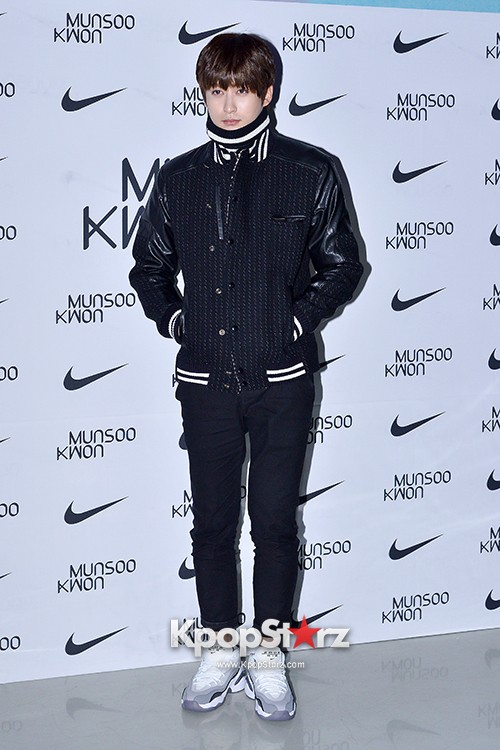 Block B's Jaehyo at 2015 SS Seould Fashion Week, Munsoo Kwon key=>6 count7