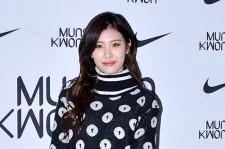 Sunmi at 2015 SS Seould Fashion Week, Munsoo Kwon