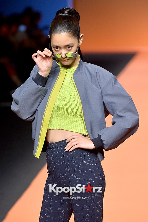 Clara at 2015 SS Seoul Fashion Week, Munsoo Kwonkey=>0 count11