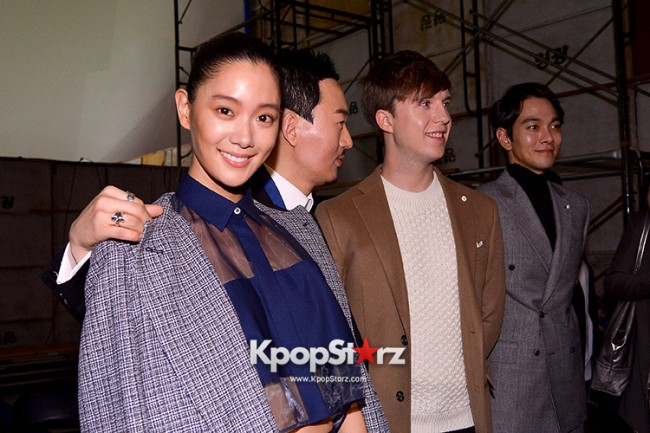 Clara at 2015 SS Seoul Fashion Week, Munsoo Kwonkey=>4 count11
