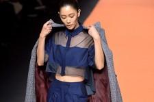 Clara at 2015 SS Seoul Fashion Week, Munsoo Kwon