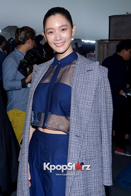 Clara at 2015 SS Seoul Fashion Week, Munsoo Kwonkey=>10 count11