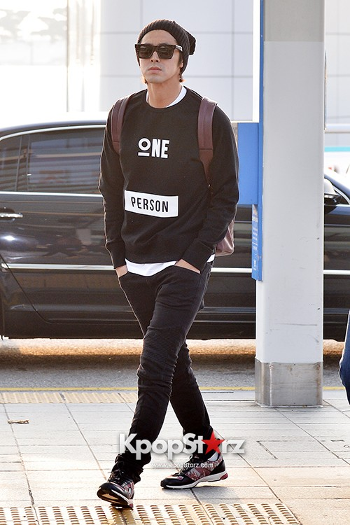 TVXQ's U-Know Yunho at Incheon Airport Heading to Shanghai key=>3 count10