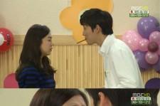 Yoon Gye-sang and Baek Jin-hee