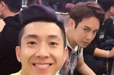 brian hwanhee selfie