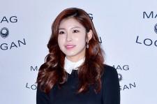 Sunmi, Secret's Hyosung, JeA and Clara at 2015 S/S Seoul Fashion Week, MAG & LOGAN