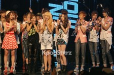 f(x) Wins 1st Place on M! Countdown on July 5th 2012 [ 11PHOTOS ]