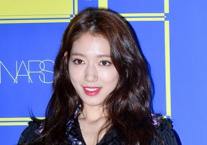 Park Shin Hye at Lucky Chouette 2015 S/S Collection Launching Event - Oct 19, 2014 [PHOTOS]