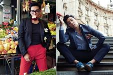 Choi Seunghyun Vogue November 2014