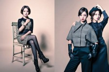 minah hyeri cover models