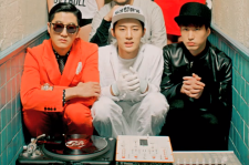 I don't hate it: Epik High starts a party in a small bathroom in the
