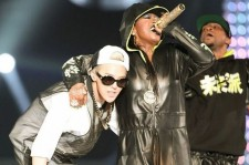 Missy Elliott and G-Dragon perform at KCON 2013