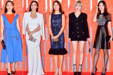 Park Joo Mi, Park Ji Yoon, Baek Ji Young, Seo In Young and Oh Yeon Seo Attend W Korea 9th Breast Cancer Awareness Charity Event Campaign 'LOVE YOUR W'