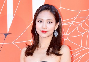 Miss A's Fei Attends W Korea 9th Breast Cancer Awareness Charity Event Campaign 'LOVE YOUR W'